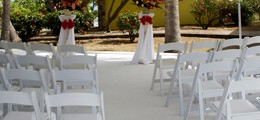 Cove Beach Hotel Wedding Facilities